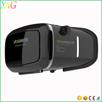 Promotion gift best price vr shinecon 3d vr glasses to watch free video japan sexy girl