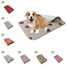 China manufacturer high quality pet dog puppy pads travel washable underpad reusable waterproof absorbent