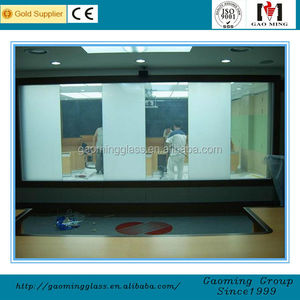 Gao Ming exclusive intelligent/smart/switchable privacy/magic electric pdlc film for glass