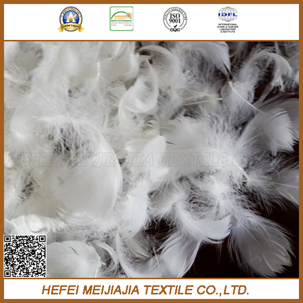 For sofa and quilt washed white duck down feather price