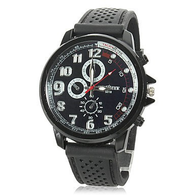 Wholesale Alibaba Cool Silicone Iron Man Watch