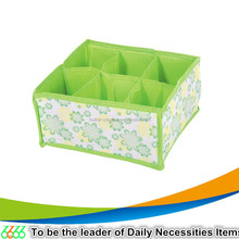 New arrive Foldable Closet Organizer clothes closet organizer underwear and bra Storage Box,