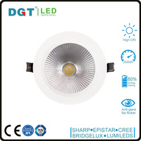 Wholesale aluminum 17W small size led downlight