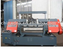 New Stainless steel grating cutting band saw machine 4240/100 avilable to service