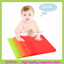 custom silicone place mat silicon table mat silicone cake mat die cut placemat for kids