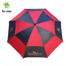 PN custom print golf advertising hot selling auto open newly designs large market umbrella
