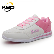 KSD Shoes 2018 Arrivals Casual Shoes Women Sneaker Fashion Breathable Ladies Casual Shoes