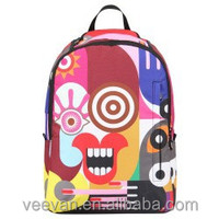 2015 Good design laptop bag school backpack for teenager