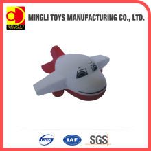 Hot Sale Airplane Toy PU Promotional Toy