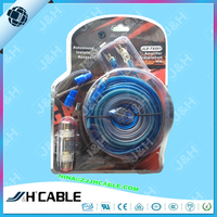Selling Hot 4 Gauge Power Cable Amplifier Installation Wiring Kit car amplifier cable kit, 4 stroke bicycle engine kit