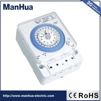 New Items In China Market AC220V 10A Timer/Electronics Staircase Time Switch