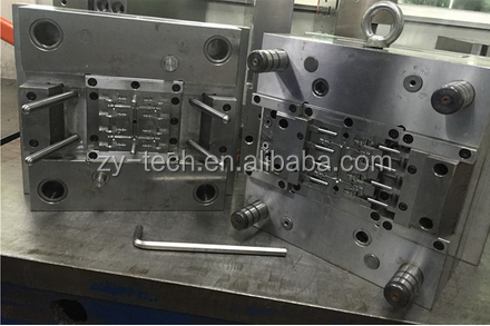 Custom made high quality injection mold, PPSU plastic parts customization