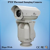 1000m range surveillance PTZ thermal Imager CCTV camera