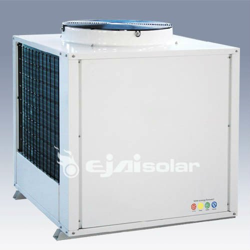 Swimming pool heat pump with CE ISO CCC