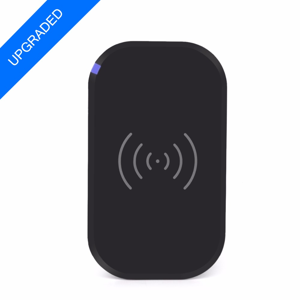CHOETECH 10W Qi 3 Coils Wireless Charger Wireless Charging for Samsung, etc