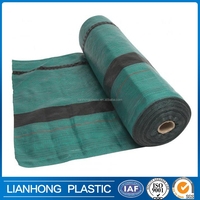 Organic ground cover sheet for garden,greenhouse, agriculture use weed control sheet, green pp anti grass cover plastic