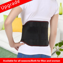 spontaneous heated waist belt for back trimmer