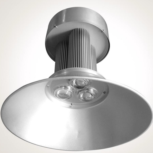 High lumen COB industrial 30w 50w 100w 150w 200w led high bay light with 2 years warranty
