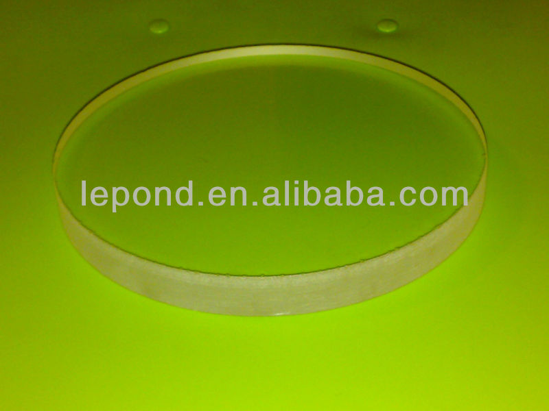 medical leaded x-ray lead glass windows for Isolation