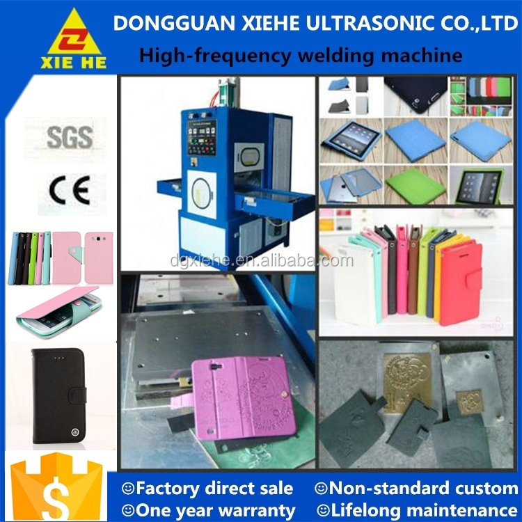 China wholesale! leather phone case welding machine mobile cover making machine