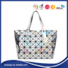 Retro Geometric Rhombus Mirror Messenger Hand bags new products 2017
