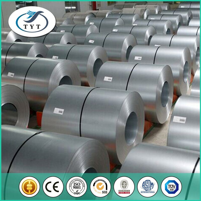 Trade Assurance Roofing Materials Zinc 275 Dipped Galvanized Steel Coil Gi