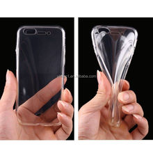 Low price ultra slim china thin mobile phone cases TPU clear transparent case back cover for iphone 5 5s 5c 6 6s