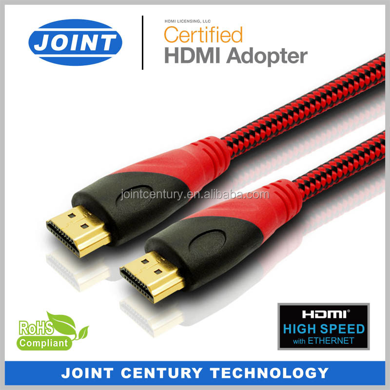 High Speed 50ft HDMI Cable 2.0 with Ethernet for 3D 4K Ultra HDTV