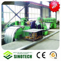 Automatic Slitting Machine for Stainless Steel Coil