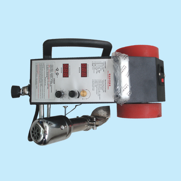PVC welding machine without glue with CE