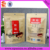 Food Grade Stand Up Kraft Paper Coffee Bag With Zipper