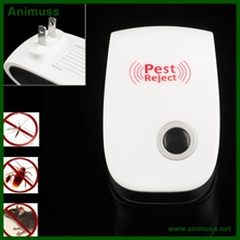 Plug in electronic ultrasonic insect reject repellent repeller repel