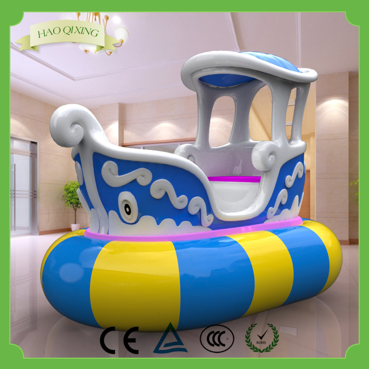 New toys for sale Indoor electric toys, pirate ship playground equipment