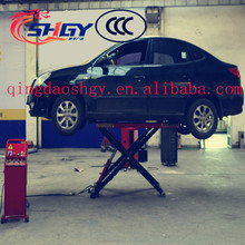 Hot Sale Convenient Platform Car Scissor Lift for auto repair