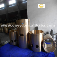 high lead bronze eccentric sleeve supplied in China