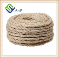 Jute Rope Twine Natural Strong Braided 4mm - 10mm rope