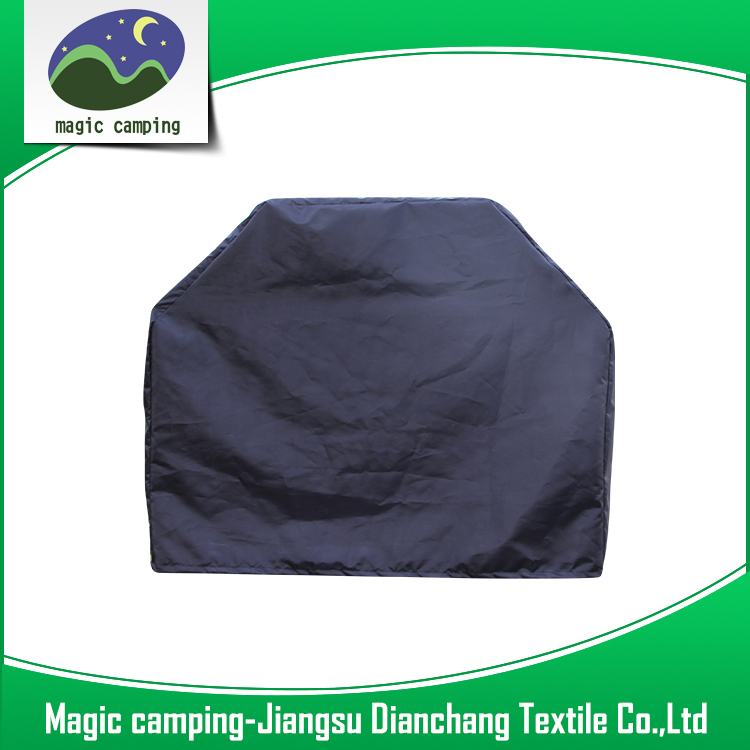 420D PU coated BBQ cover waterproof