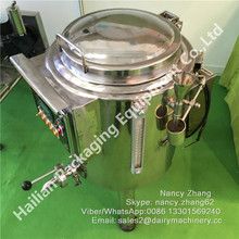 20 Litres High Quality Mini Milk Pasteurizer for Sale