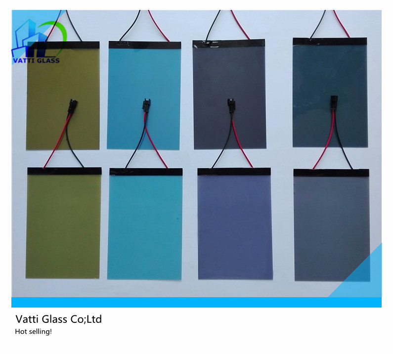 For building use self adhensive clear and colored smart switchable pdlc film for sale