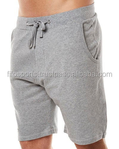 Simple Design Cheap Black Mens Fleece Shorts Made In Pakistan ...