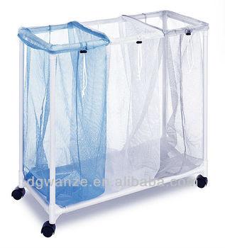 Folding Mesh Laundry Basket With Wheels Buy Folding Laundry Basket Mesh Laundry Basket Laundry