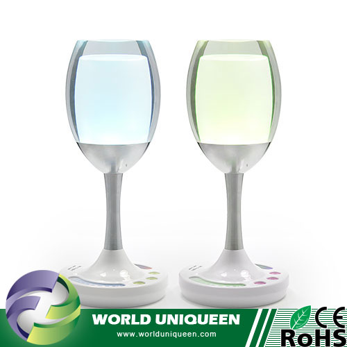 New Product 2.4G RGBW Wine Cup Led Bulb Light,2W 120Lm Led Cup Bulbs
