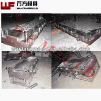 Real WANFANG factory shooting-big size plastic injection mould/SMC compression mold