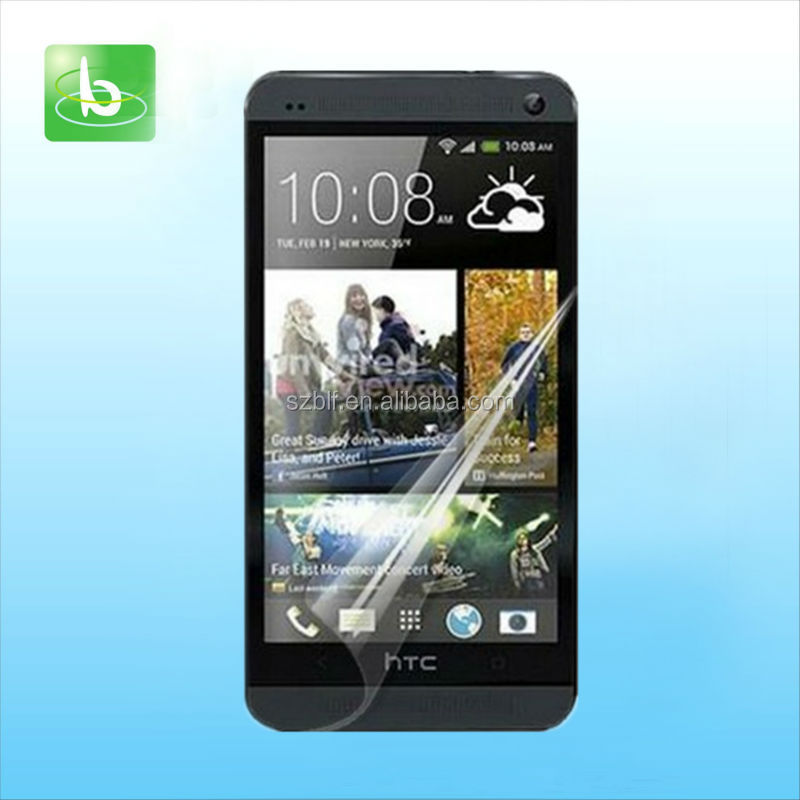 Wholesale supplier high transparency Lcd protection Use magnetic screen protector for htc desire 816
