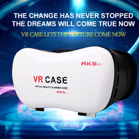 NEW Gooogle VR BOX 3D Glasses Upgraded Version Virtual Reality 3d Video Cardboard+Bluetooth