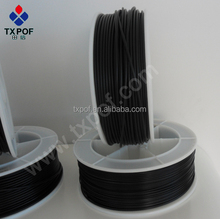 Duplex Plastic Optical Cable Double PVC Coating OD 6.0MM WITH KEVLAR