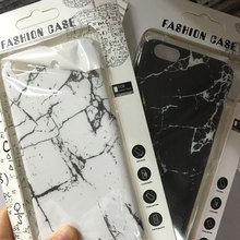 factory price high quality real marble back cover phone case for iPhone 6 6s