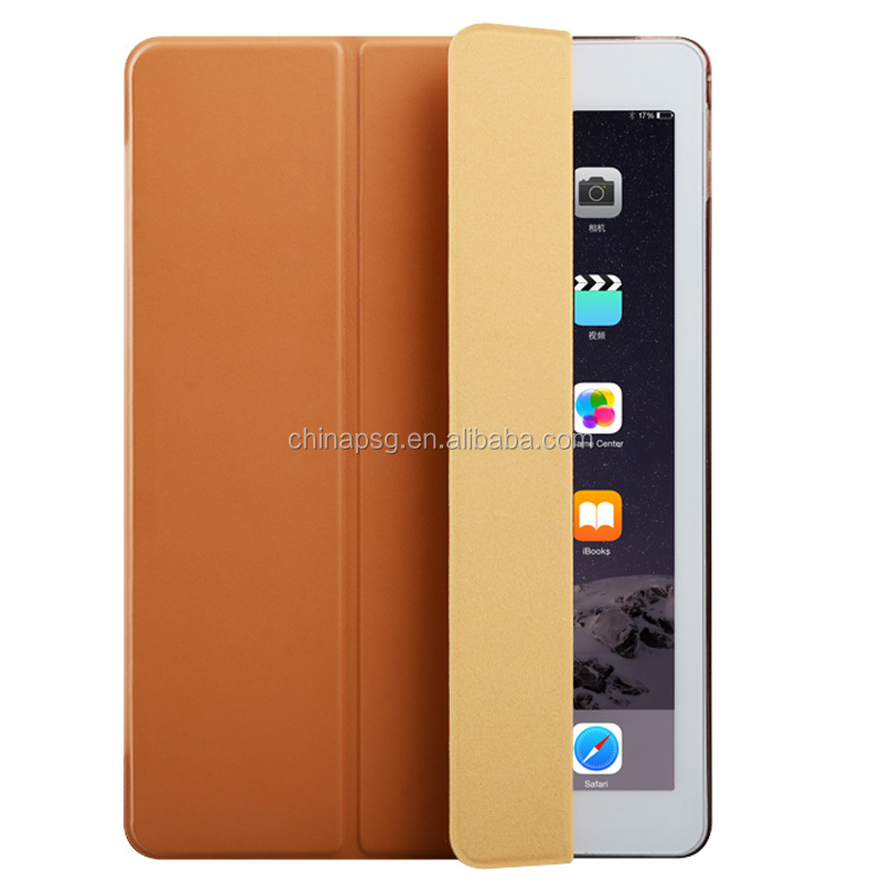 Smart cover for 2017 ipad mini, Ultra Slim Smart Magnetic Tablet pc PU Leather case for ipad mini1 2 3