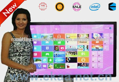 55inch Full HD 1080P all in one pc tv touchscreen (computer wholesale)