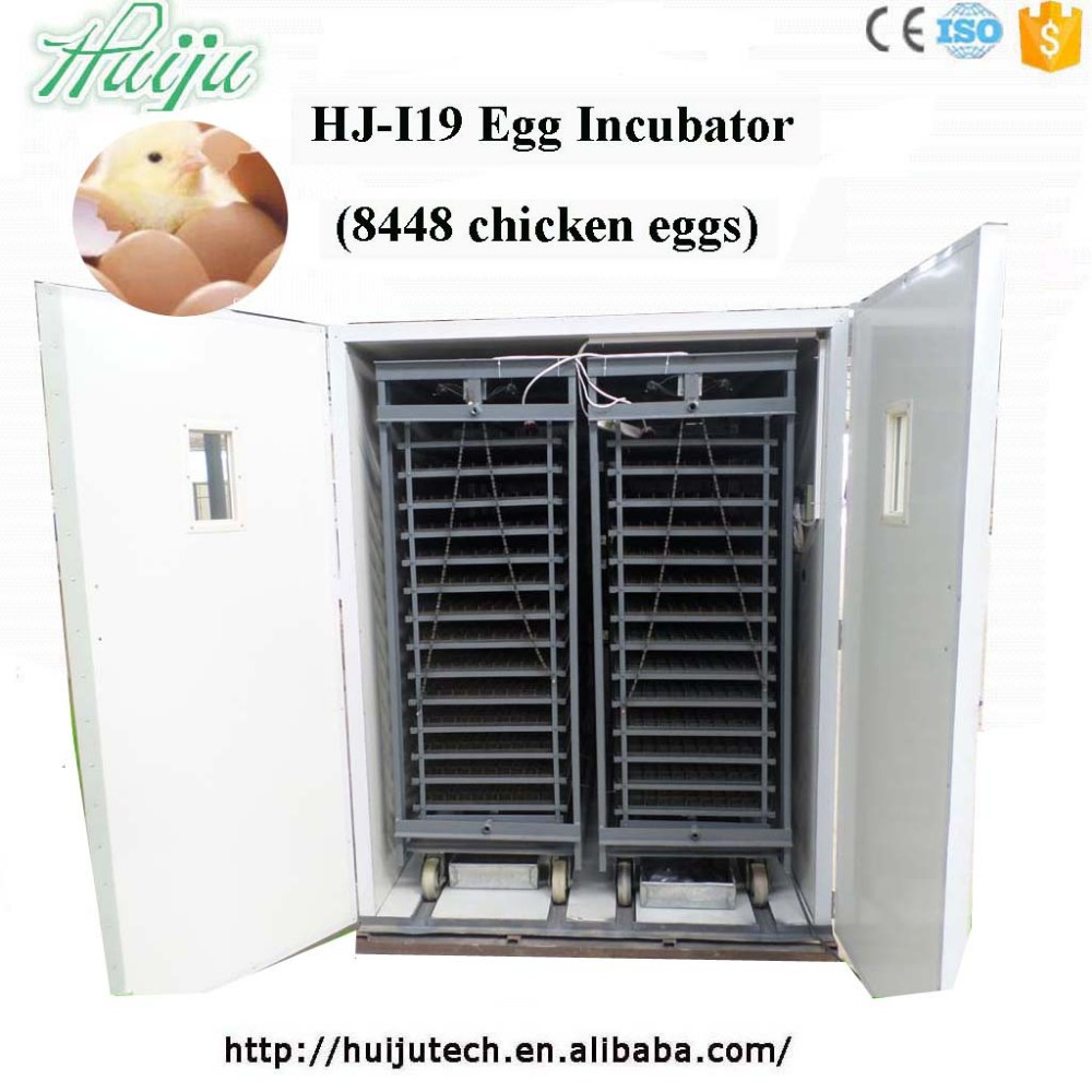 setting 8448 chicken egg incubator for sale philippines HJ-I19